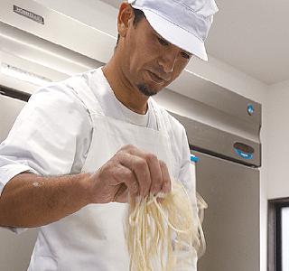 松屋製麺所 川村 能功
