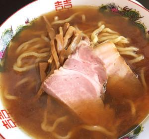 松屋製麺所プレミアムらーめんセット